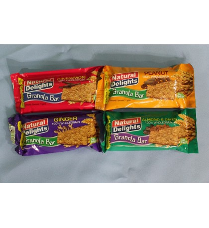 Granola Bars - Assorted