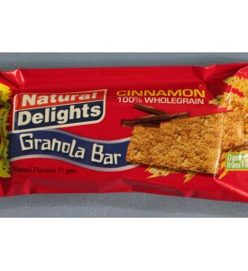 Granola Bars - Cinnamon Granola Bars Case
