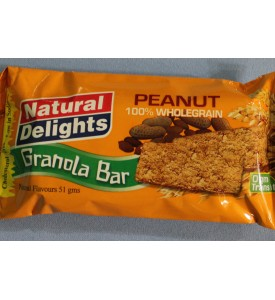 Granola Bars - Peanut Granola Bar Case